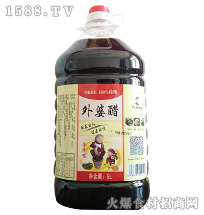 外婆醋5L