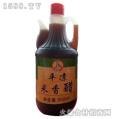 崆峒山平凉米香醋800ml