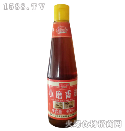 王纪龙小磨香油400ml