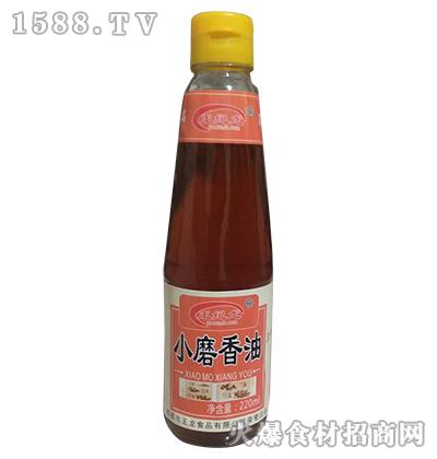 小磨香油220ml-王纪龙