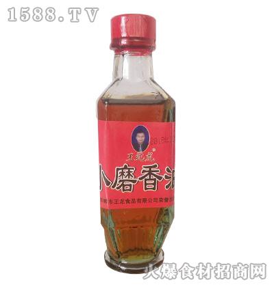 王纪龙小磨香油(方瓶)
