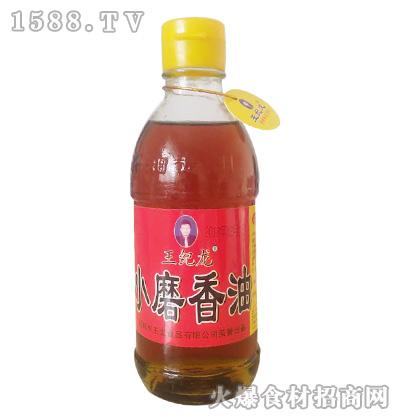 王纪龙小磨香油