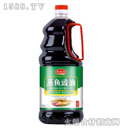 龙头山蒸鱼豉油1.9L