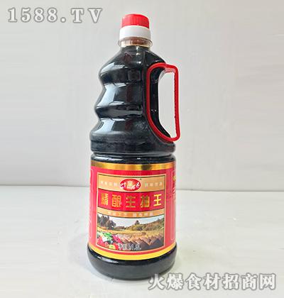 叶邑-精酿生抽王1.9L