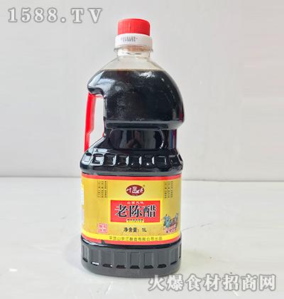 叶邑-老陈醋1L