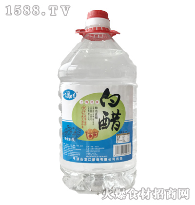 叶邑-白醋5L