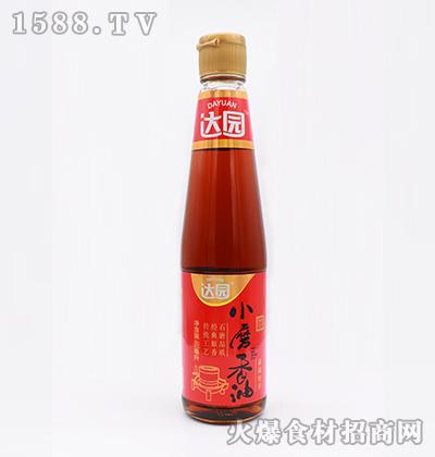 达园-小磨香油(金标)400ml