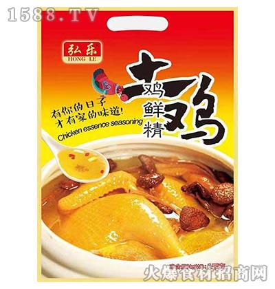 弘乐土鸡鸡鲜精调味料1千克