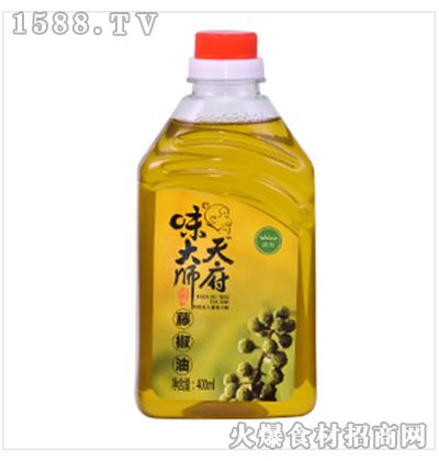 天府味大师藤椒油420ml