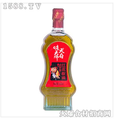天府味大师红花椒油400ml