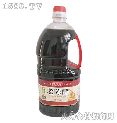 鸿亿稼老陈醋2.5L