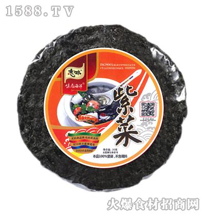 恋味紫菜20g