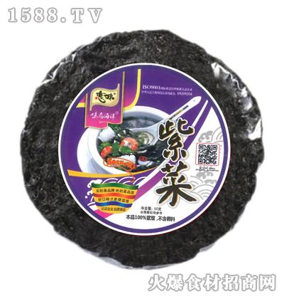 恋味紫菜50g