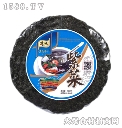 恋味紫菜100g