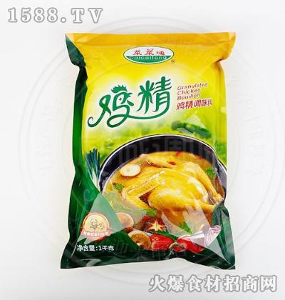 百湘园-鸡精调味料1kg