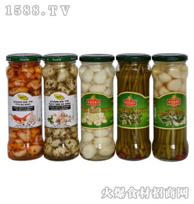 临沂大山-蒜米罐头