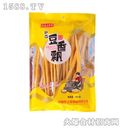 秋恋豆香飘-腐竹350g