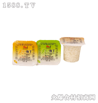 饭山米香-米酿布丁