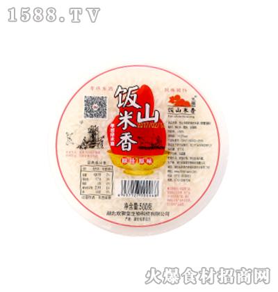 饭山米香佬米酒500克