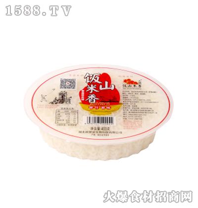 饭山米香佬米酒400克