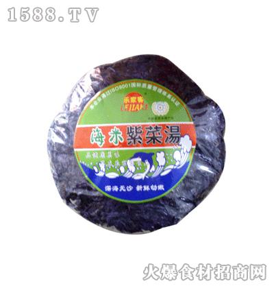 乐家客圆盘紫菜30g