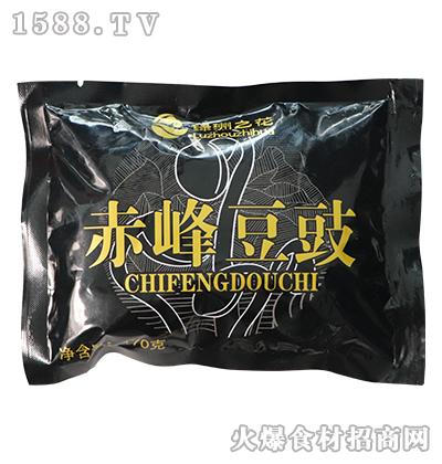�G洲之花-赤峰豆豉170g