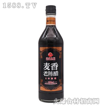 �G洲之花-��香老�醋500ml(5年��)