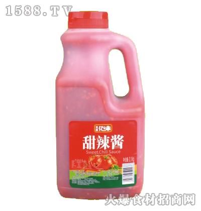 天籁亿味甜辣酱2.1kg