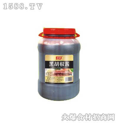 晋豪黑胡椒酱6千克