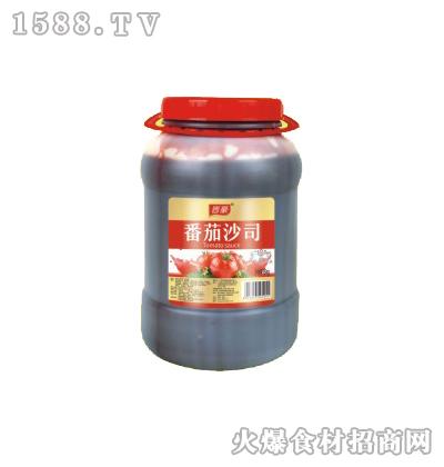 晋豪番茄沙司6千克