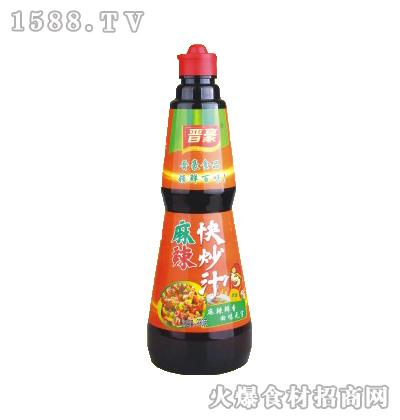 晋豪麻辣快炒汁930g