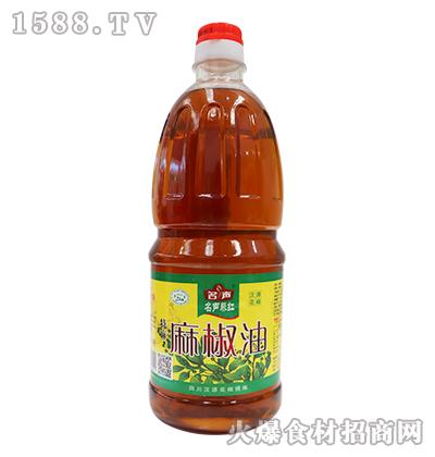 名声特麻麻椒油1.8L