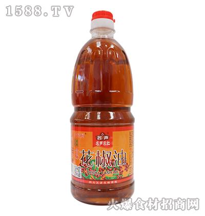 名声特麻花椒油1.8L