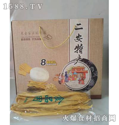 绿翠食用品腐竹箱装