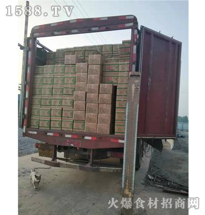 绿翠豆制品发货图