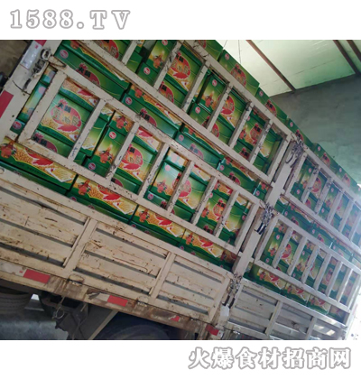 绿翠火锅豆油皮发货图