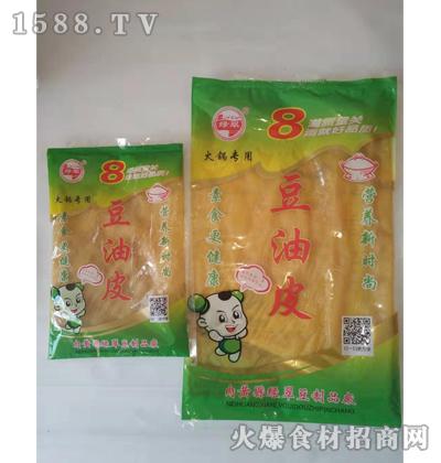 绿翠豆油皮