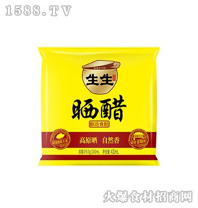 生生酱园-晒醋400ml