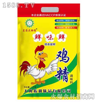 名府大拇指鲜味鲜鸡精调味料1千克