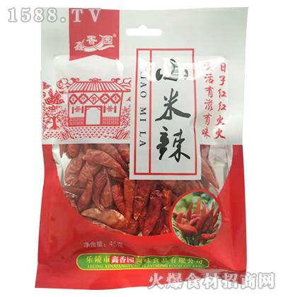 鑫香园小米辣45g