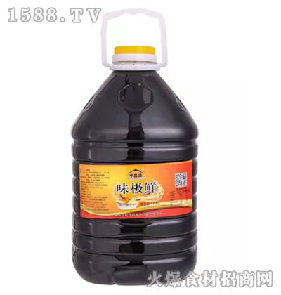 亨昌源味极鲜酱油17.5L