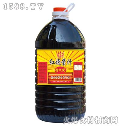 亨昌源红烧酱汁10L