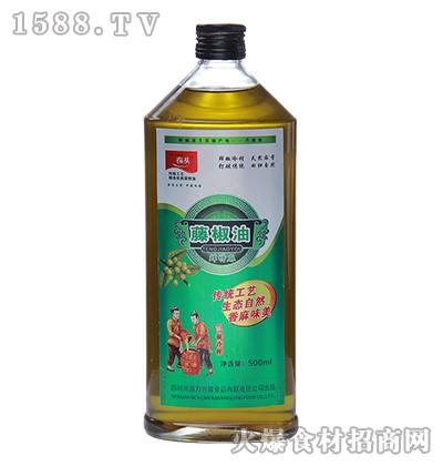 农头藤椒油(鲜特麻)500ml