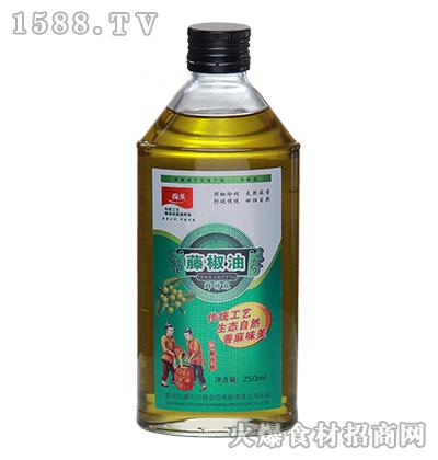 农头藤椒油(鲜特麻)250ml