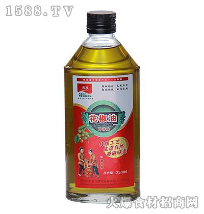 农头花椒油(鲜特麻)250ml
