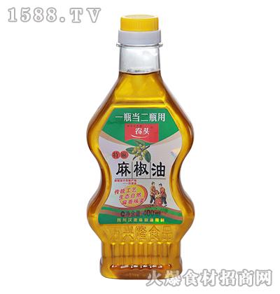 农头特麻麻椒油400ml