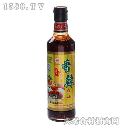 万兴隆-香辣红油410ml