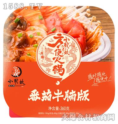 小龙坎方便火锅(番茄牛腩版)360g