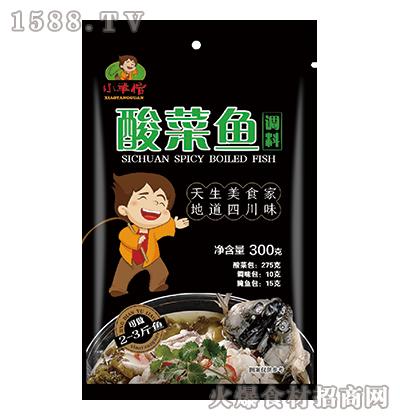 小羊倌酸菜鱼调料300克