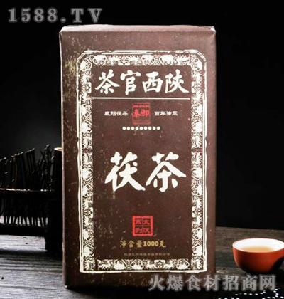 秦御茯茶1000g